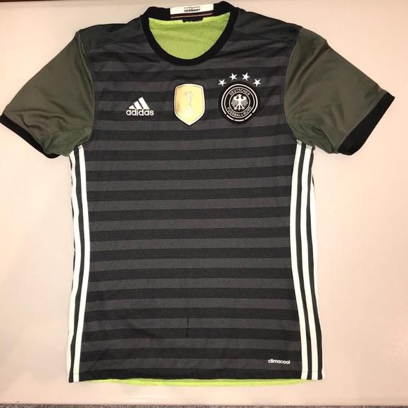 c5911e3b3 adidas Shirts | Germany Fifa 2014 Reversible Soccer Jersey | Poshmark